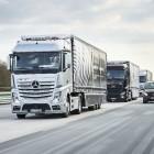 European Truck Platooning Challenge: Automatisierte Lkw-Sternfahrt nach Rotterdam