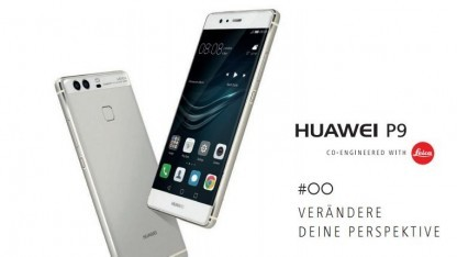 Das neue Huawei P9