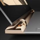 HP Spectre 13: Das bisher dünnste Notebook nutzt ein ausfahrbares Scharnier