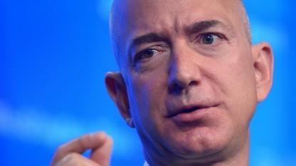 Jeff Bezos hat für nächste Woche ein neues Kindle-Topmodell angekündigt.