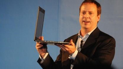 Kirk Skaugen auf der Computex 2013
