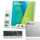 M7V: Plextor bewirbt seine erste TLC-SSD mit langer Haltbarbeit