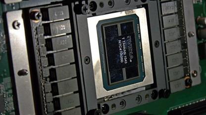 Tesla P100 mit GP100-Chip