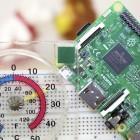 Mitmachprojekt: Temperatur messen und senden mit dem Raspberry Pi