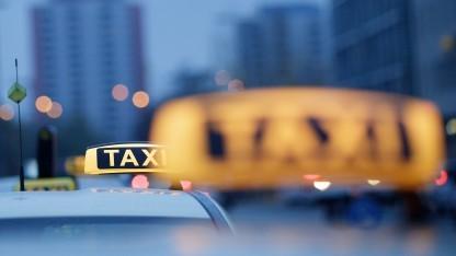 Taxi in Deutschland