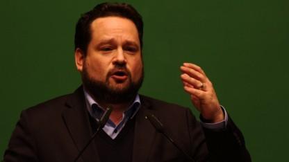Landesminister Alexander Bonde
