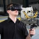 HTC Vive im Test: Zwei mal zwei Meter sind mehr, als man denkt