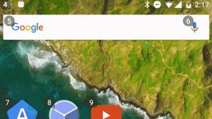 Googles neue Sprachsteuerung ermöglicht die Steuerung des kompletten Android-Systems mit der Stimme.