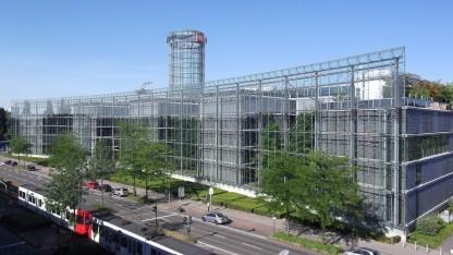 Der Hauptsitz des Verlages in Köln