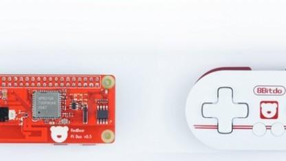 IOT-Hat und Zero-Gamepad