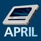 MX300: Crucial bringt erste 3D-Flash-basierte SSDs noch im April