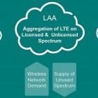 Datenrate: LAA soll LTE mit unlizenziertem 5-GHz-Spektrum entlasten
