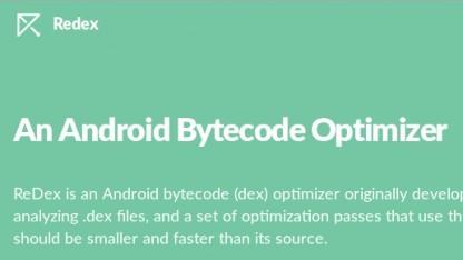 Bytecode-Optimierung scheint unter Android viel zu bringen.