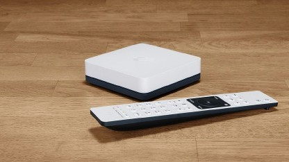 Neue Set-Top-Box der Swisscom