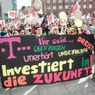 Streik-Ende: Einigung bei Telekom über mehr Gehalt