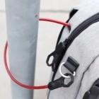 Lifepack: Rucksack mit Solarzellen, Akku, RFID- und Diebstahlschutz