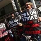 Festnetz: 36.000 Beschäftigte bei Verizon streiken
