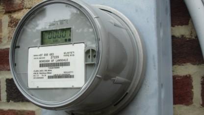 Ein sogenanntes Smart-Meter-Gateway für ein intelligentes Strommesssystem