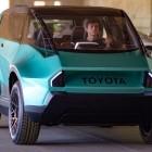 Toyota uBox Concept: Konzeptauto mit Innenraumverkleidungen aus dem 3D-Drucker
