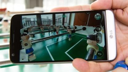 Das G5 ist LGs erstes Smartphone mit wechselbaren Modulen - weitere sollen folgen.
