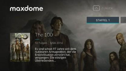 Maxdome-App für Fire-TV-Geräte verfügbar