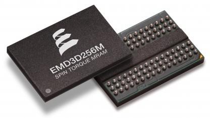 ST-MRAM vom Typ EMD3D256M