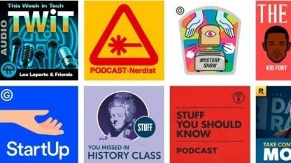 Podcasts werden Bestandteil von Play Music.
