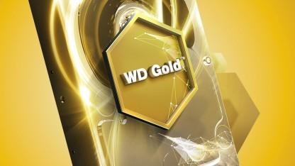 WD Gold mit 8 TByte