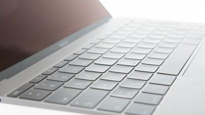 Das Macbook 12 kommt ohne Lüfter aus.