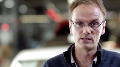Chris Porritt bei Tesla