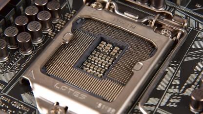Das meiste Geld macht Intel im Client-Umfeld.