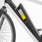 Pedelec: 20-kg-Elektrofahrrad Zeitgeist Beta mit Rahmenakku