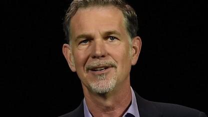 Netflix-Chef Reed Hastings zeigt sich offen gegenüber Offlinevideos.