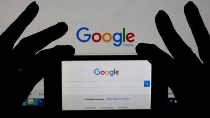 Google.com findet sich ein bisschen gefährlich.