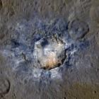 Raumfahrt: Erdrutsch auf Ceres