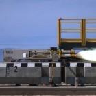 Mit Raketenantrieb: Magnetschwebeschlitten stellt Geschwindigkeitsrekord auf