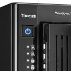 Thecus W2810PRO: Kleines Windows-NAS für zwei Festplatten