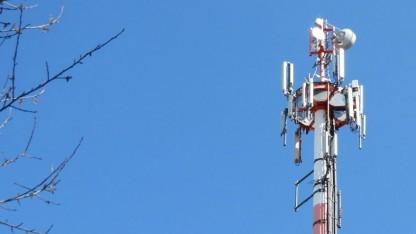 Sendemast der Telefónica