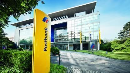 Postbank-Zentrale