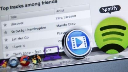 Bei Spotify sind zahlreiche Nutzerdaten abhandengekommen.