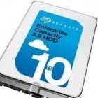 Enterprise Capacity: Seagates 10-TByte-Helium-Festplatte ist verfügbar