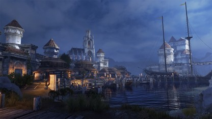 Die Stadt Anvil in TESO