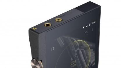 Onkyos Hi-Res-Player ist eigentlich eine Pioneer-Entwicklung.