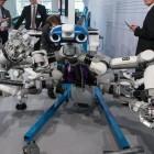 DFKI-Roboter: Eine riesige Gottesanbeterin für Mond, Mars und Erde