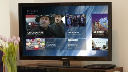 Entertain TV Plus startet am 2. Mai 2016.