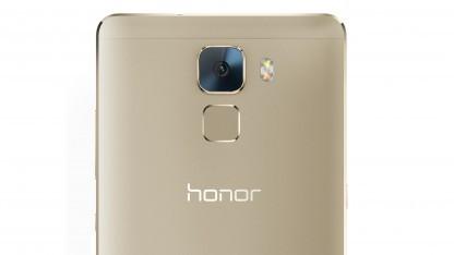 Das Honor 7 Premium in Gold