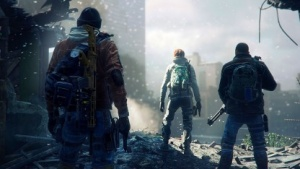Artwork von The Division