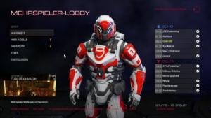 Multiplayer-Lobby von Doom