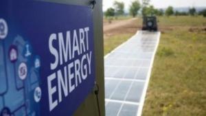 Solarmodul Rollarray: in wenigen Minuten einsatzbereit