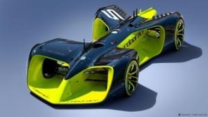 Roborace: ab 2016/17 im Rahmenprogramm der Formel E